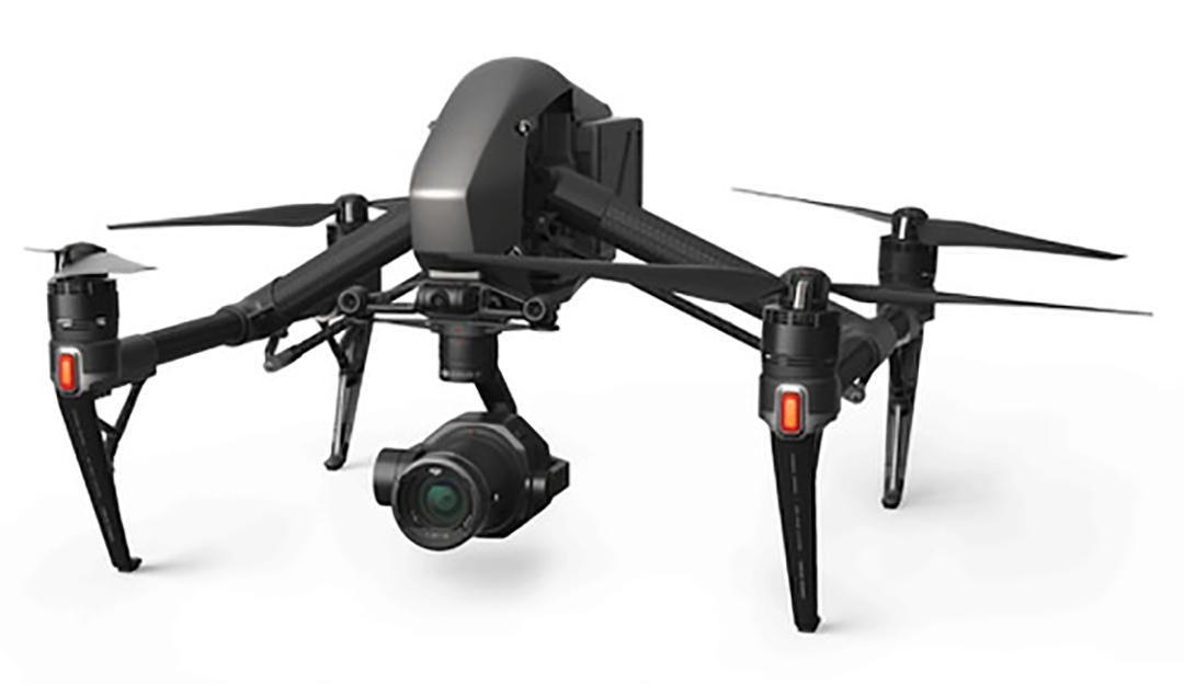 Main Drone DJI X7