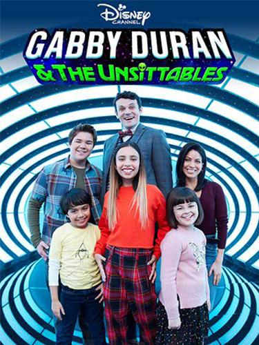 Disney Gabby Durran